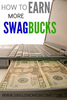Swagbucks is a great way to earn some extra cash. I usually earn $5-$10 worth of gift cards per month through Swagbucks with very little effort. Today I'm sharing five simple strategies you can also use to easily earn more Swagbucks. http://singlemomsincome.com/swagbucks-review/ Personal Finance tips