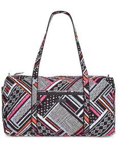 Vera Bradley Large Duffle 2.0 Handbags   Accessories - Macy s 0b31adcbcb9ef