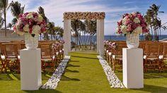 Gorgeous wedding ceremony. Love! - Hyatt Andaz Maui at Wailea Resort
