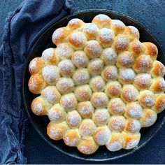 Bubble Bread # Food and Drink easy meals Bubble Bread - lecker-macht-süchtig Bubble Bread, Best Pancake Recipe, Home Baking, Artisan Bread, Pampered Chef, Bread Baking, Grilling Recipes, Bread Recipes, Bubbles