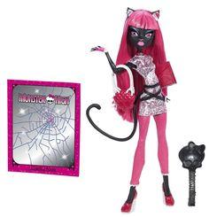 Monster High New Scaremester Catty Noir Doll , New, Free Shipping #MonsterHigh