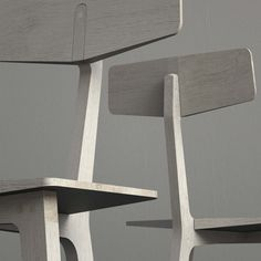 Tierney Haines Architects - Tray Chair