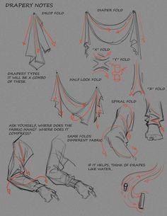 Ideas Fashion Drawing Tips Anatomy Drawing Skills, Drawing Techniques, Drawing Tips, Drawing Reference, Body Drawing, Drawing Ideas, Cartoon Drawings, Cool Drawings, Fabric Drawing