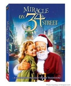 Such a beloved classic! Miracle on 34th Street, $10 | Christmas Movies for Kids - Parenting.com