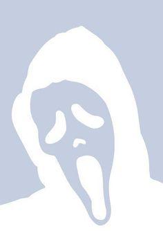 scream, ghostface, facebook, avatar