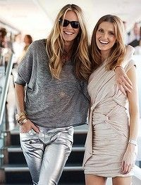 Elle Macpherson was in Australia last week to promote Invisible Zinc. Kate Waterhouse caught up with the 47-year-old to chat about her life in the spotlight, being a mum and maintaining ''the body''.