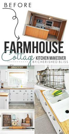Kitchen On Pinterest Farmhouse Kitchens Modern Farmhouse Kitchens