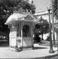 Restos de Colecção: Quiosques de Lisboa (4)