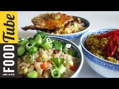 Perfect Special Fried Rice 扬州炒饭   The Dumpling Sisters - YouTube - https://www.youtube.com/watch?v=f_ZRhqkWHfU