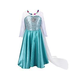 Pettigirl Little Girls' Snowflakes Dress Gift Set (Dress+Necklace+Bracelet) 3-7 Years, http://www.amazon.com/dp/B00MM3OD8S/ref=cm_sw_r_pi_awdm_H7sAub1HM7TCP