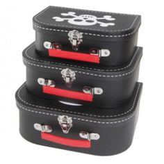 Suitcases in Sets of 3 | Assorted Designs