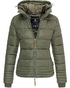 Marikoo - 69.90 - 5.0 von 5 Sternen - Frühlingsjacke Jackets, Fashion, Back Stitch, Fall Winter, Cowl, Women's, Down Jackets, Moda, Fashion Styles