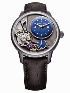 Maurice Lacroix Masterpiece Gravity 40th Anniversary Limited   Time and Watches