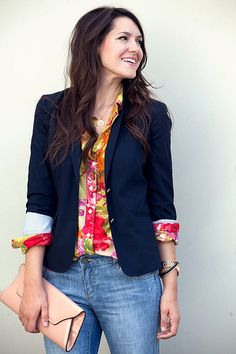 Three Ways: Floral for Fall