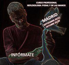 MADRID: Curso Profesional de Reflexología | Escuela Internacional Naturopatia M.R.A.