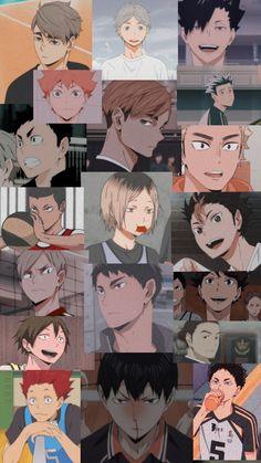 Wallpaper Animes, Anime Wallpaper Phone, Haikyuu Wallpaper, Animes Wallpapers, Cute Wallpapers, Haikyuu Kageyama, Haikyuu Manga, Haikyuu Fanart, Anime Manga