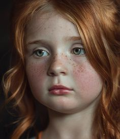 Beautiful Children Portrait Photography by Patrycja Horn #inspiration #photography