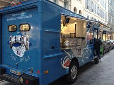#Adidas Americana Foot Truck