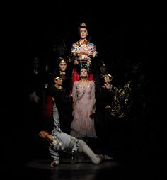 Shanghai Ballet: 'The Butterfly Lovers' Fri & Sat, November 1 & 2, 8pm