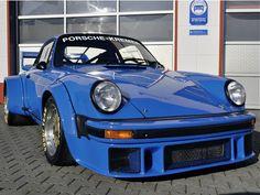 FORD SCENE | Live scene: the 1976 Kremer-Porsche 934: Photo shoot on 10 February 2012