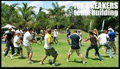 Interactive, outdoor, team ice breakers and team building activities in South Africa:  www.zestyevents.co.za