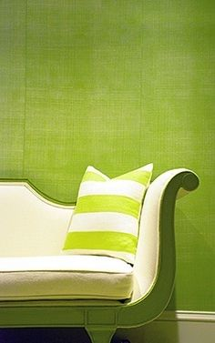 Green Rooms, Green Walls, Christen, Shades Of Green, My Favorite Color, Decoration, Color Inspiration, Interior Design, Home Decor