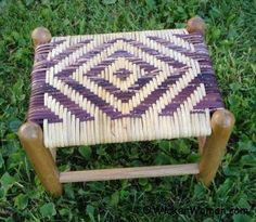 How-to Identify Woven Chair Seat Patterns