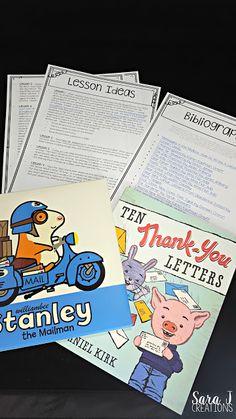 Teaching Letter Writing