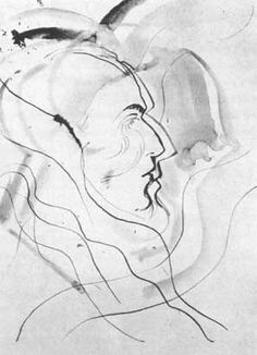Nine Drawings - These 9 drawings were done by an artist under the influence of LSD -- part of a test conducted by the US government during it's dalliance with psychotomimetic drugs in the late 1950's. The artist was given a dose of LSD 25 and free access to an activity box full of crayons and pencils.