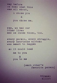 Yes! This is so us. You are mine and I am yours! CML