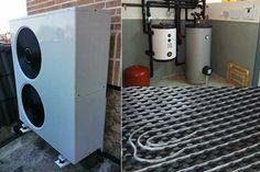 El suelo radiante es uno de los sistemas de calefacción que más confort proporciona y además, combinado con aerotermia proporciona un elevado rendimiento energético y consigue importantes ahorros de energía. Esta combinación de sistemas reúne las ventajas de los dos sistemas, aerotermia y suelo radiante.