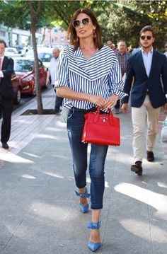Nieves Alvarez wearing SS17 Marskinryyppy from IFSHoes