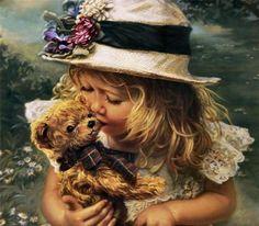 ESTA PAGNA. TIENE INFINIDAD DE PINTURAS BELLISIMAS Y MUCHOS PINTORES TAMBIEN: http://ilmondodimaryantony.blogspot.com.es/2014/04/le-bambine-di-sandra-kuck.html ----------------------------------- Il mondo di Mary Antony: Le bambine di Sandra Kuck