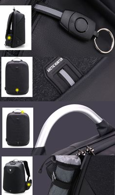 8a51d663145a Business laptop backpack