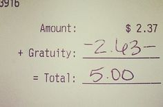23 Signs You Used To Be A Server.
