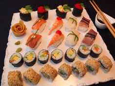 La cocina de Lola: Sushi
