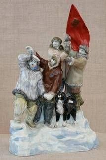 Danko's Papanin Group at the Tula Museum of Fine Arts | ТМИИ | Тула | Тульский музей изобразительных искусств
