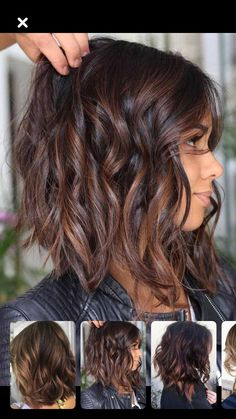Haare schneiden - Geflochtene Frisuren Cutting Hair Cutting Hair Cutting Hair # # 2018 The post cutting hair appeared first on Ombre Hair, Balayage Hair, Bayalage, Pelo Midi, Medium Hair Styles, Curly Hair Styles, Inverted Bob Hairstyles, Hairstyles Haircuts, Long Bob Hairstyles For Thick Hair