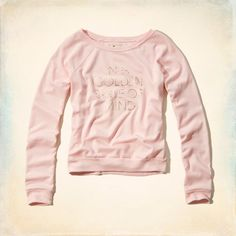 Shelter Islands Drapey Shine Sweatshirt im obsessed with this, so cutee. light jeans and uggs or dark jeans and ballerina pink flats
