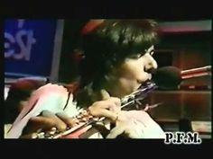 PFM - Celebration - Live TV, 1974 (Borratxos de Musica)