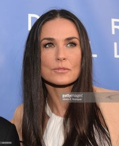 Actress Demi Moore attends the opening of The De Re Gallery on May 15, 2014 in Los Angeles, California.  (Photo by Alberto E. Rodriguez/Getty Images)
