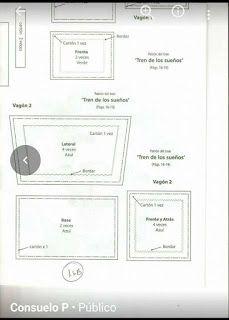 TREN NAVIDEÑO Diagram, Bullet Journal, Xmas Ideas, Villas, 3d, Canvas, Trains, Ideas, Christmas Wood