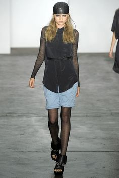 Alexander Wang | Spring 2009 Ready-to-Wear Collection