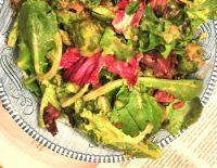 Gluten-Free and Vegan Gingered Caesar Salad
