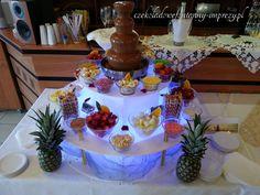Jedna z najświeższych naszych realizacji z posypkami w gratisie, tylko u nas! :) http://czekoladowefontanny-imprezy.pl/fontanny-czekoladowe.html