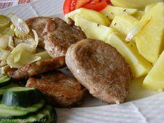 Vepřová panenka - steak