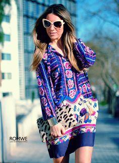 romwe blouse    romwe.com #romwe