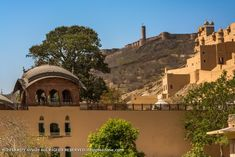 Amer Fort 003: Built by Meenas and later ruled by Raja Man Singh I. Rajasthan India, Jaipur, Amer Fort, Taj Mahal, Mansions, House Styles, Building, Photography, Travel