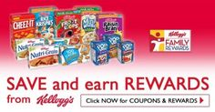 New* Free Kellogg's Family Rewards Points Codes - Free Stuff Finder
