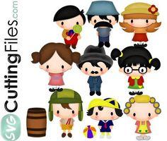 Gaby Creates: Que Bonita Vecindad Blog Hop | Day 1